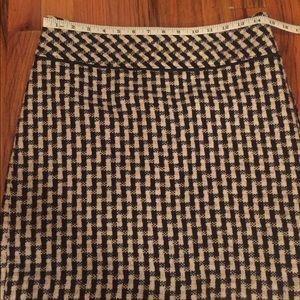 Ann Taylor LOFT dress skirt, size 2